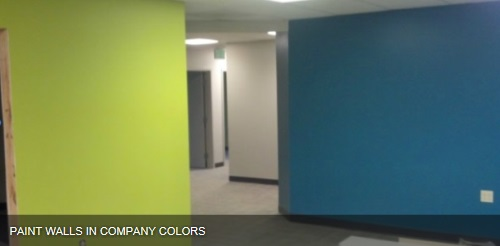 Commercial Painting Interior Office Walls