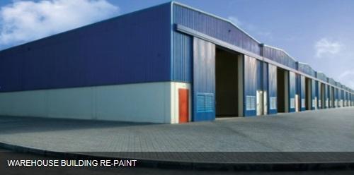 Building Painter Services Commercial Exteriors East